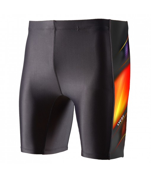 CYCLING DIGITAL PATTERN SHORTS